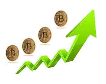 Bitcoin Yüzde 4 Artarak 34.000 Dolar Seviyesine Yaklaştı